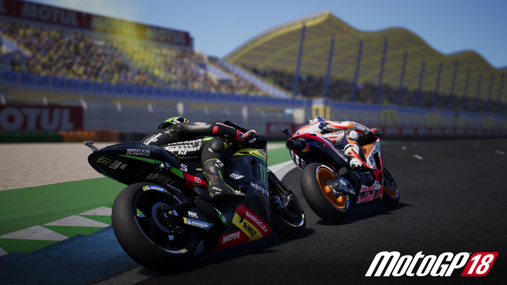 MotoGP 18 Releases on Xbox One, PS4, & PC | SimHeads: Sports